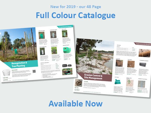 Order your Arborgreen 2019 48 page Catalogue