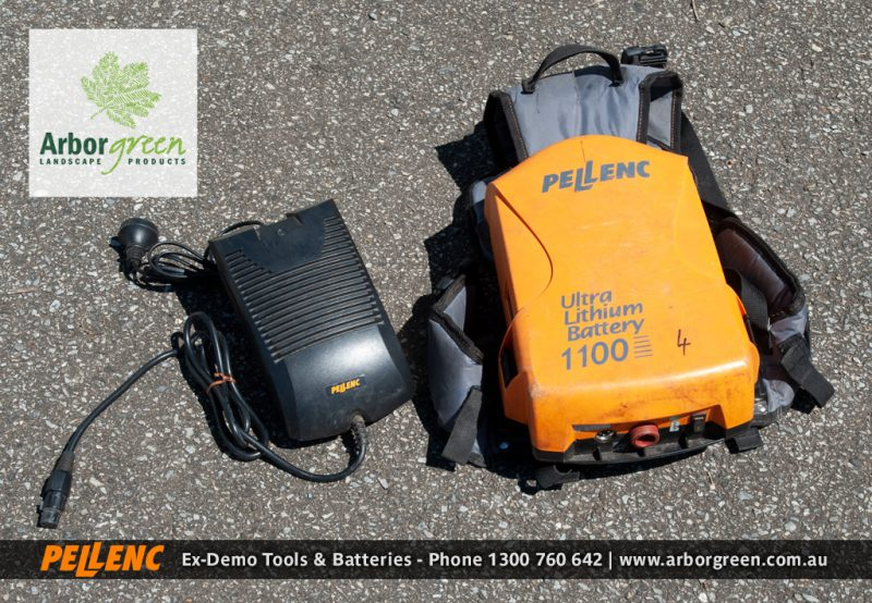 PELLENC ULB 1100 Battery with Harness & Charger