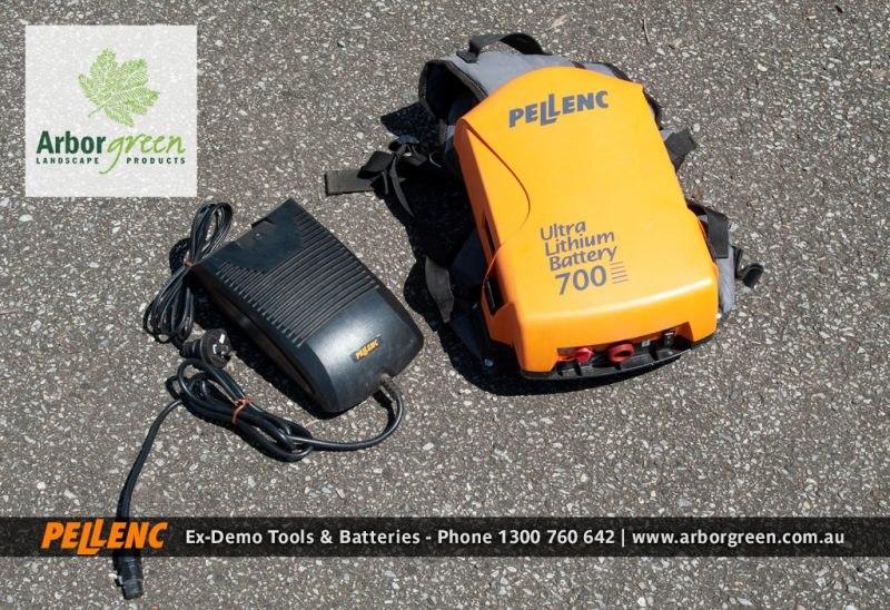 PELLENC ULB 700 Battery with Harness & Charger