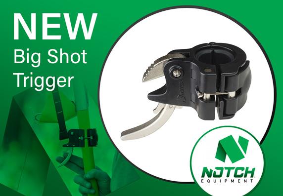 BigShot Trigger by Notch - Fits Jameson Fibreglass Poles