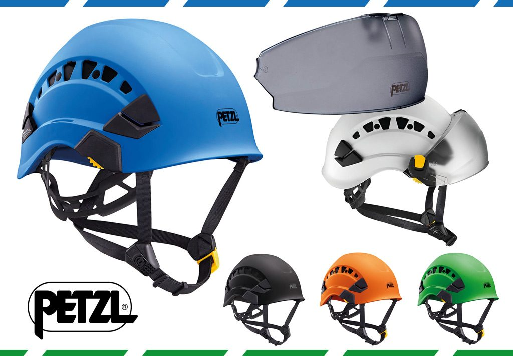 New PETZL Vizir for the latest Vertex and Strato Helmets