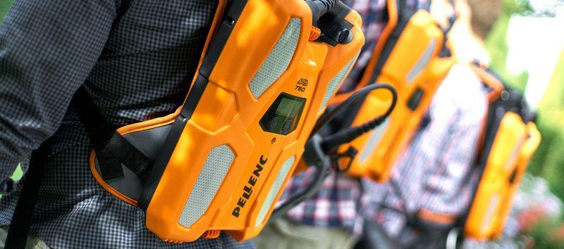 Pellenc 750 Battery Image