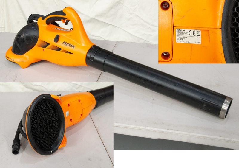 Pellenc Airion3 Leaf Blower - Ex-Demo - 57S01529