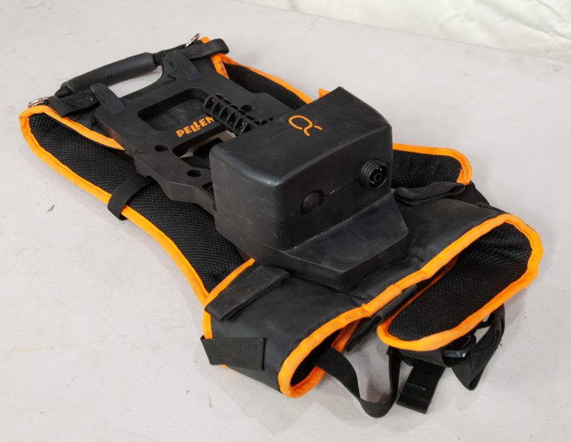 Pellenc Harness for ALPHA Batteries