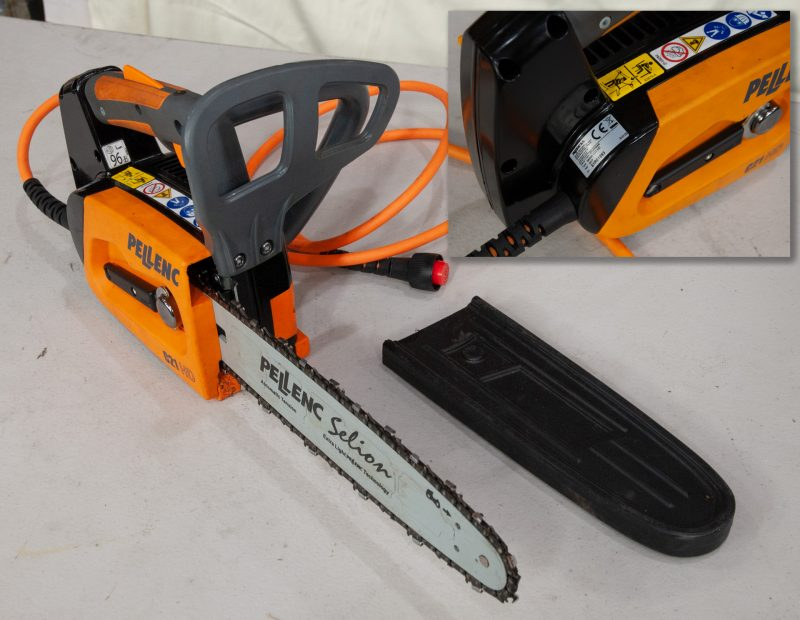 Pellenc Selion Ex-Demo Chainsaw 51R01993