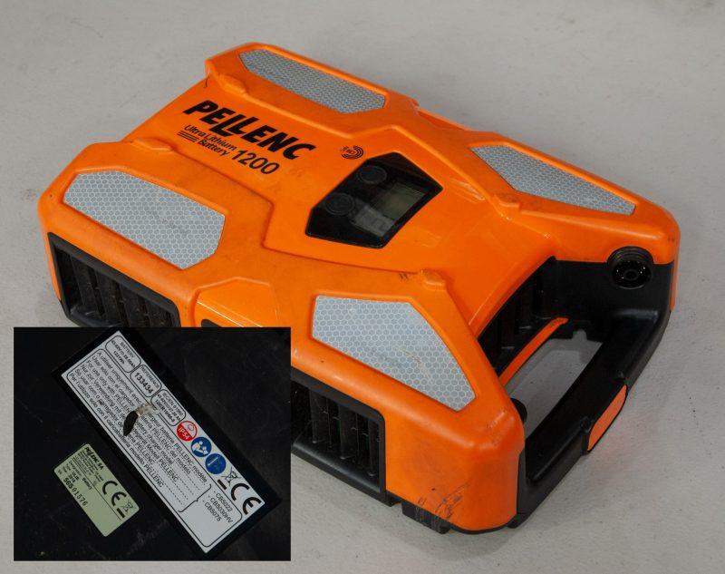 Pellenc ULiB 1200 Battery - 56S01576